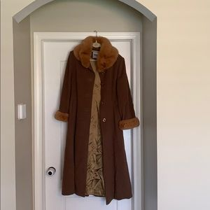 Dicker and Dicker of Beverly Hills Long coat